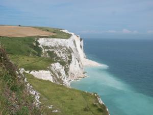 Los acantilados blancos de Dover