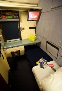 Night Riviera, Compartimento 1 cama