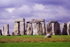 Stonehenge en Wiltshire