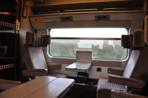 Eurostar, 1ra clase