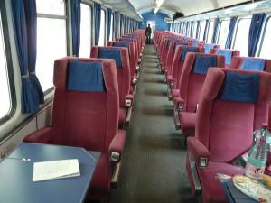 Como Comprar Passagens de Trem Baratos na Europa - 1ra Classe, Eurocités (EuroCity)
