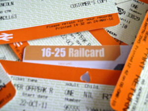 Railcard 16-25