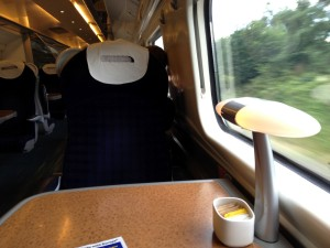 Virgin Trains 1ra clase