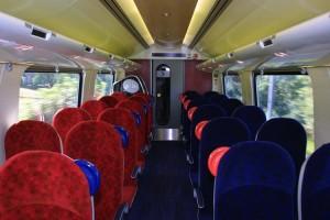 Virgin Trains 2da clase