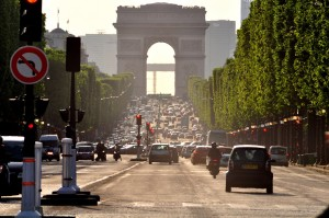 Avenida Champs Elysees