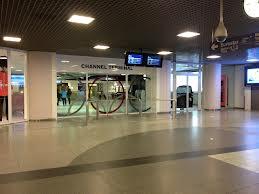 Terminal de Eurostar en Midi (Bruselas)