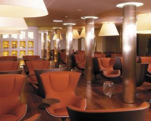 Eurostar Lounge (1ra clase) en Bruxelles Midi