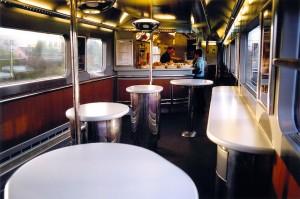 Vagon cafe-bar