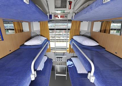 Trenes nocturnos una guia completa en trenes europa for Trenhotel de barcelona a paris