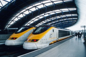 Como Usar Eurail Pass e InterRail Pass Eurostar