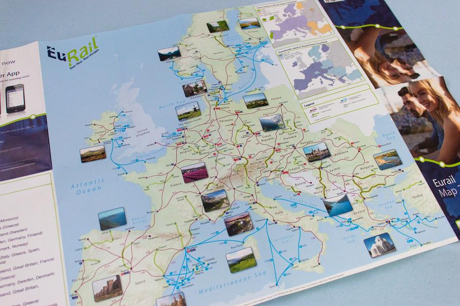 Reservas y Suplementos con Eurail Pass e InterRail Pass