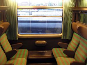 Interior tren Eurocités