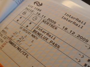 InterRail Pass