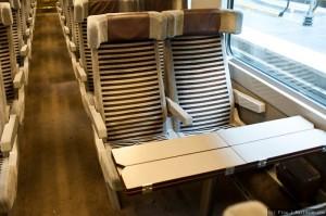 2da Classe, Eurostar