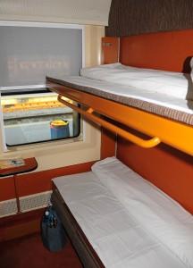 Compartimento 2 camas, CNL