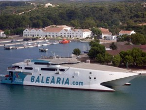 SeaCat Balearia