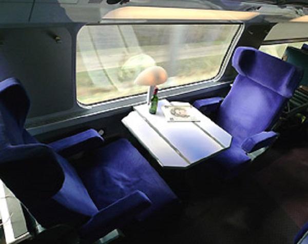 Trenes en espa a toda la informacion en trenes europa for Interieur ouigo