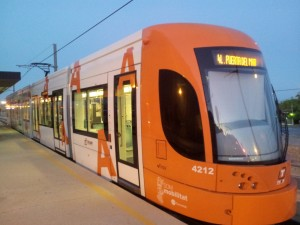 Tram Linha 9 a Benidorm
