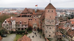 Castelo Imperial (Kaiserburg), Nuremberg