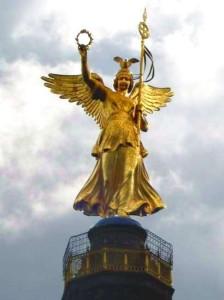 Columna de la Victoria (Siegessäule), Berlin