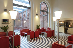 DB Lounge, em Dresden Hbf