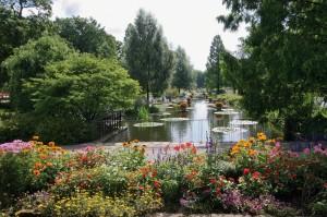 Parque Planten un Blomen, Hamburgo