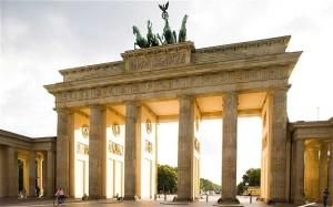 Puerta de Brandeburgo, Berlim