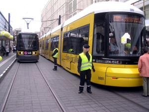 Tranvia de Berlin