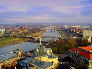 Vale do Elbe, Dresden