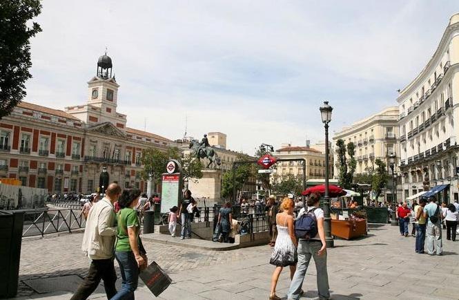 Trenes en madrid una guia completa en trenes europa - Puerta europa almeria ...