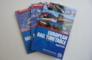 European Rail Timetable (en ingles)