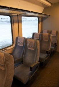InterCity alemão, 2da Classe