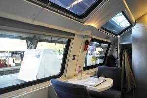 Compartimento com camas, CNL