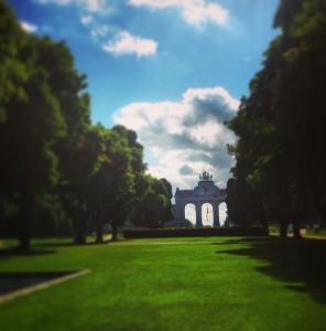 Arc de Triomphe na Jubelpark