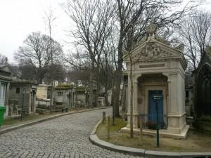 Cementerio de Père-Lachaise