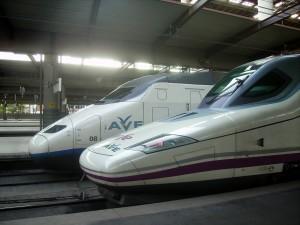 AVE (Espanha) - AVE modelos s100 e s102