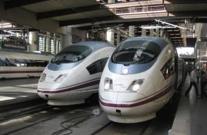 AVE (Espanha) - AVE modelo s103