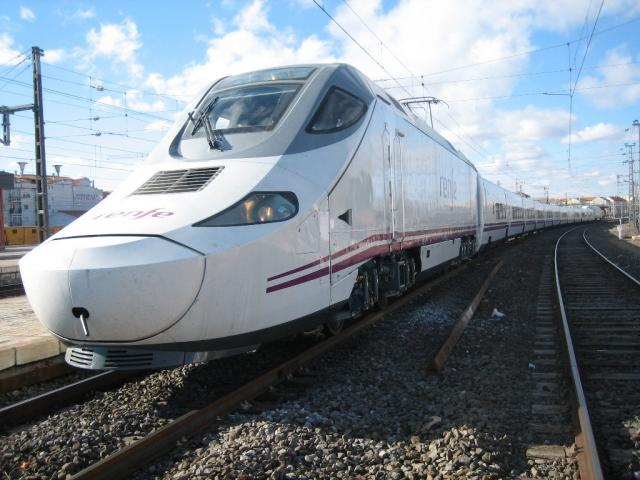 Trenhotel – Tren Nocturno Español