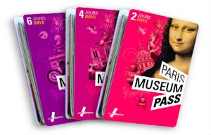 Paris Museum Pass, incluído no passe