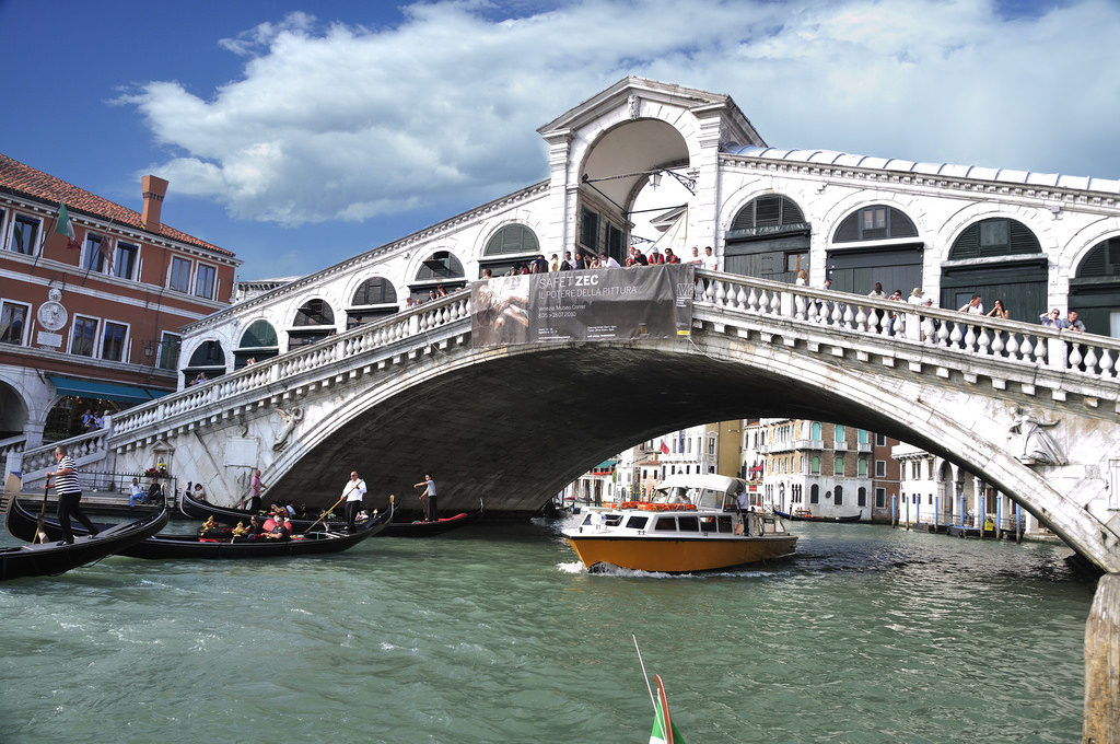 Trenes En Venecia